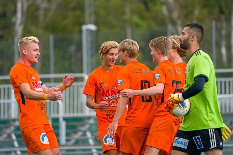 Repris: Här ser du Kristianstad FC–Asarum igen