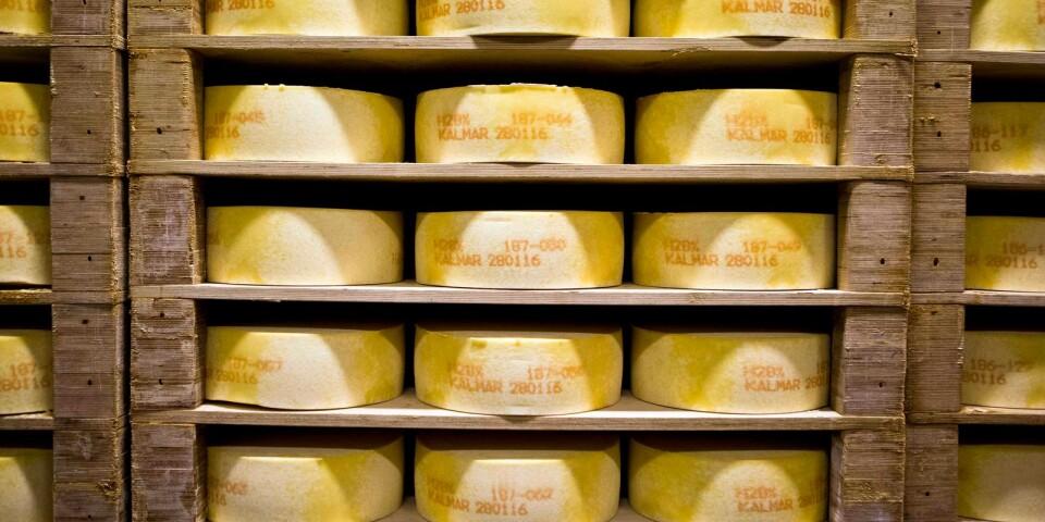 Arla, med sin stora ostfabrik i Kalmar, är ett av flera stora kooperativa företag som bedriver en framgångsrik verksamhet i just Kalmar län.