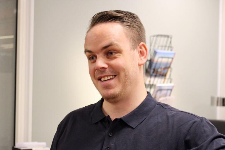 Kim Ahlqvist föreslås so ny ordförande i Nybro Vikings.
