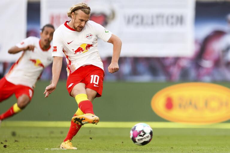 Mål och assist för Forsberg i premiären