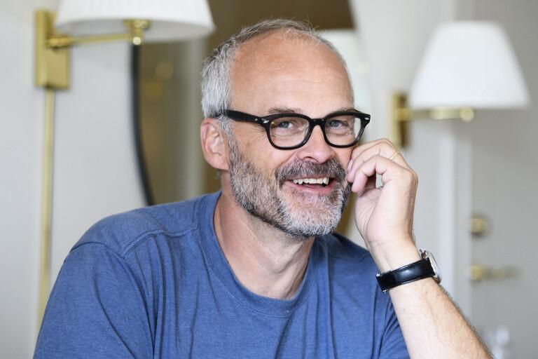 Johan Rheborg i dansk HBO-serie