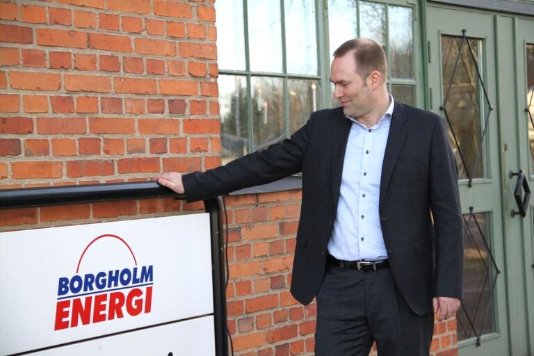 Anders Lindholm har stängts av från det nya vd-jobbet på Borås energi och miljö.