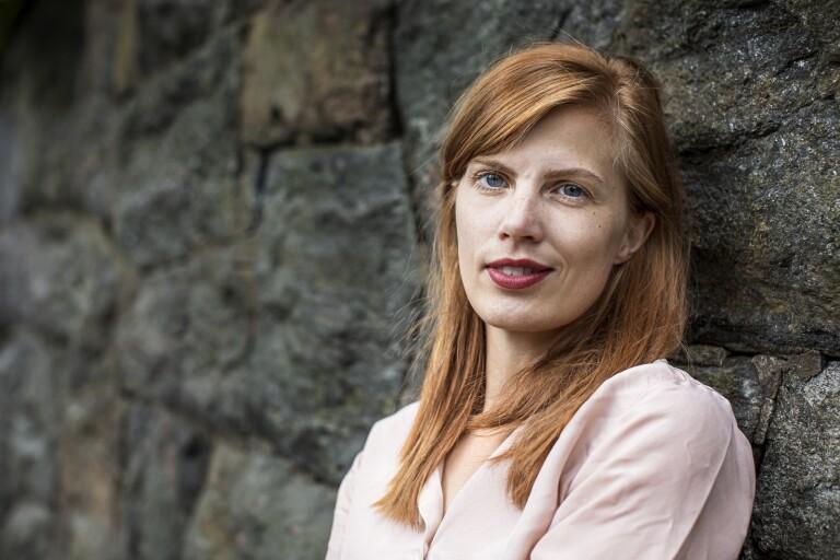 Lydia Sandgren.