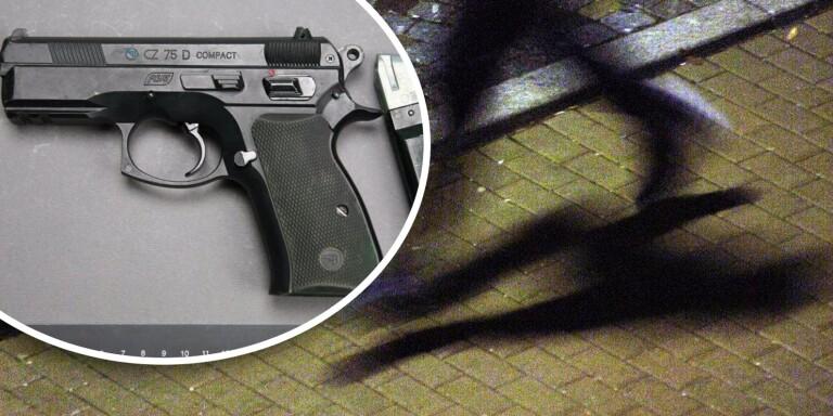 Hotade klippa av finger av företagare i sydöstra Skåne – tre män åtalade för utpressning