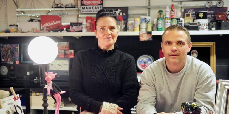 Syskonen öppnar second hand-butik i centrum