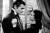 """Clark Gable och Vivien Leigh i rollerna som Scarlett O'Hara och Rhett Butler i """"Borta med vinden""""."""