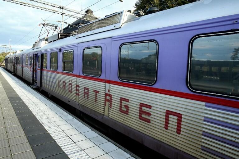 SJ tar över tågtrafik genom Kronoberg