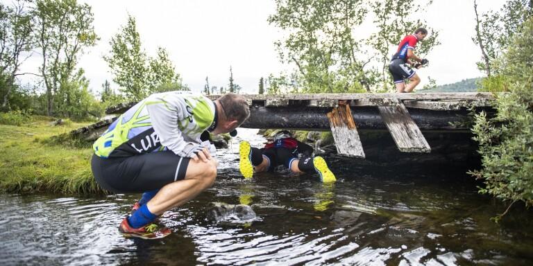 AIM challenge är multisportstävling för lag om två personer. I vår kommer den till Ulricehamn.
