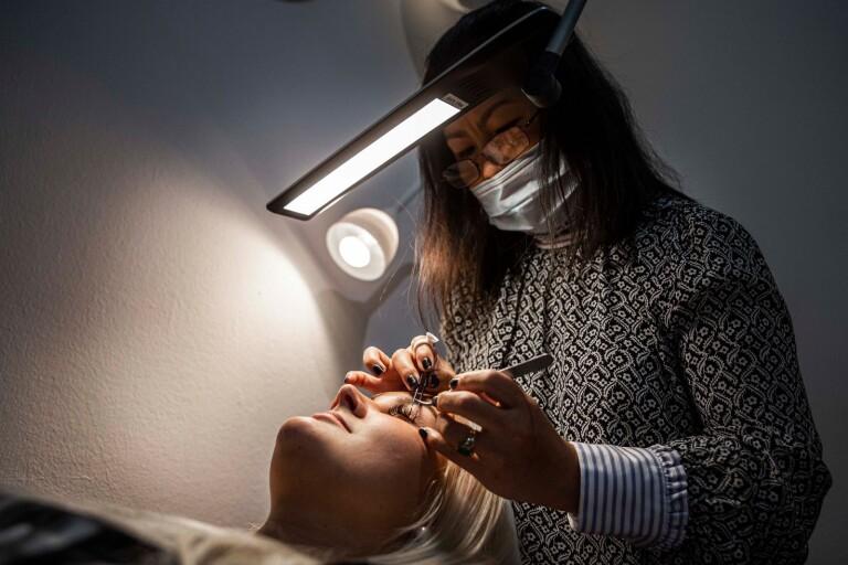 Linh hade tre jobb samtidigt – nu har hon uppnått sin dröm