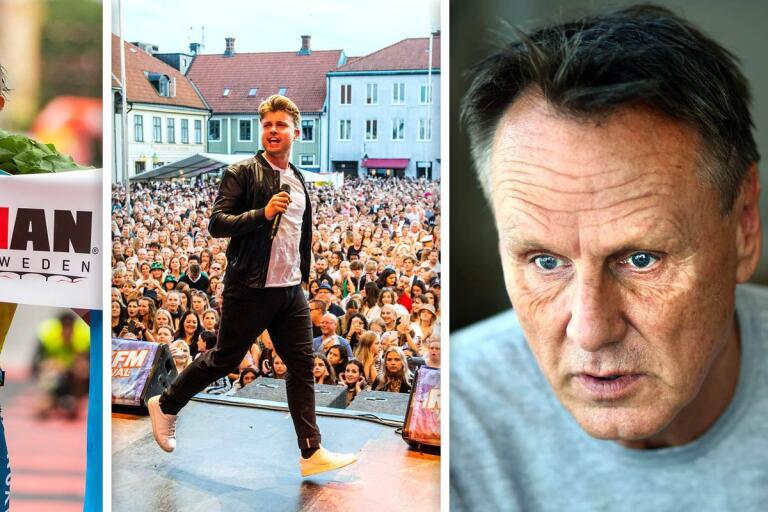 Sommarens evenemang i Kalmar hänger löst