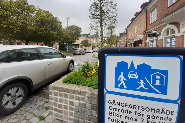 Bilstopp i centrum blir permanent