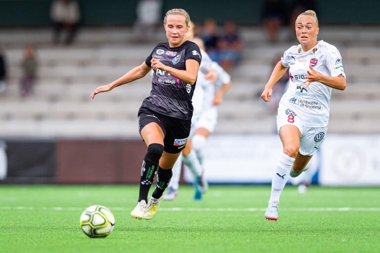 Fotboll: Växjö DFF matchar mot mästarna inför seriestarten