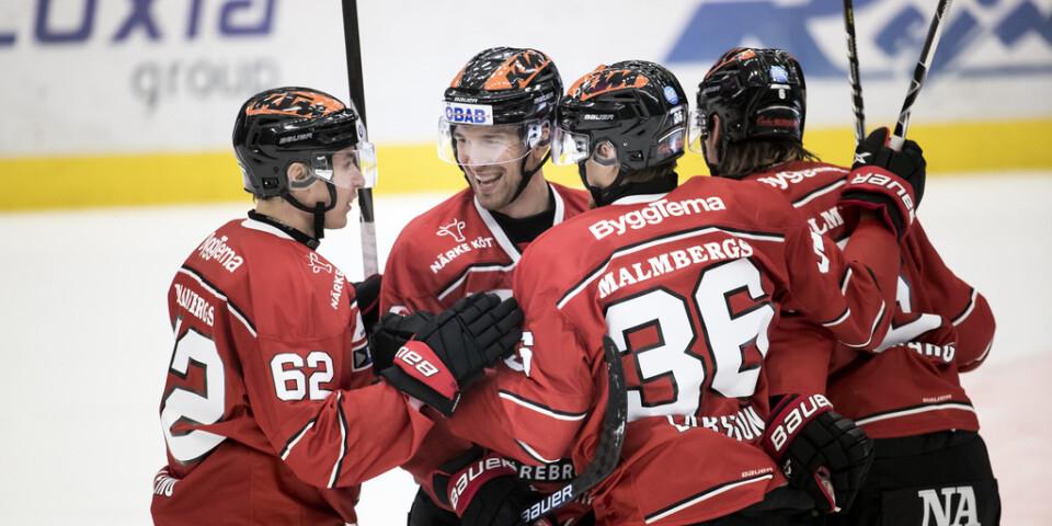 Örebro vann mot ett stjärnspäckat HV71 i sin SHL-premiär.
