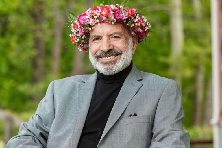 Omvälvande resor med pensionerad imam