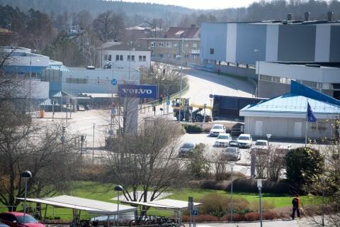 Volvo drog tillbaka pressinformation
