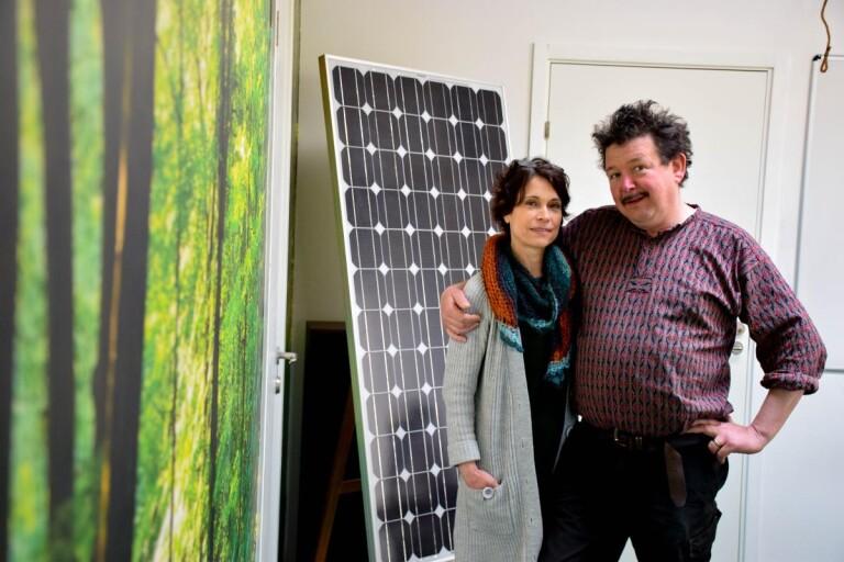 Solklar satsning på hållbara lösningar
