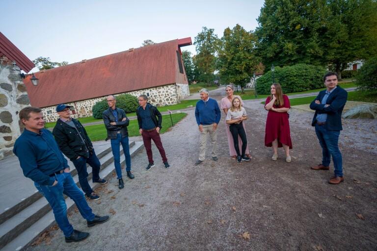 Företagare prisades på Wanås