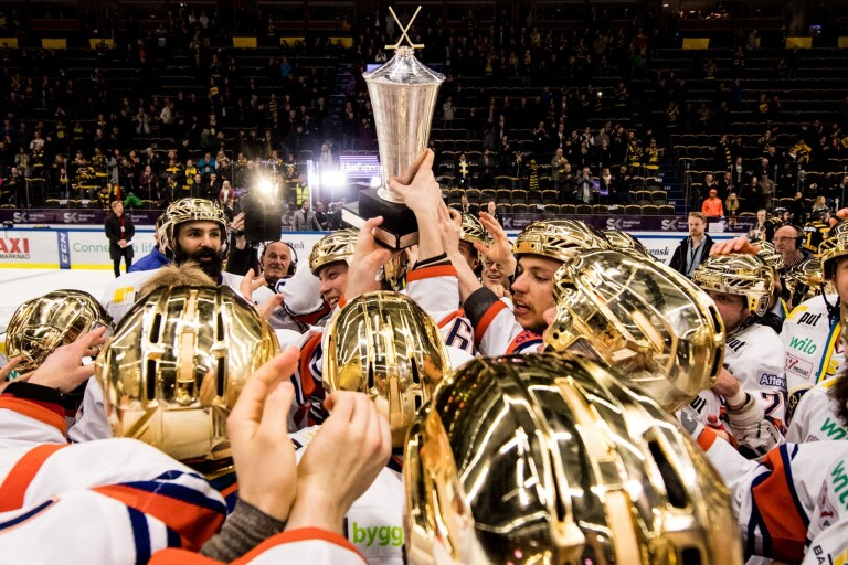 Växjö Lakers fick lyfta Le Mat-pokalen 2018. Vilket lag vinner i år?