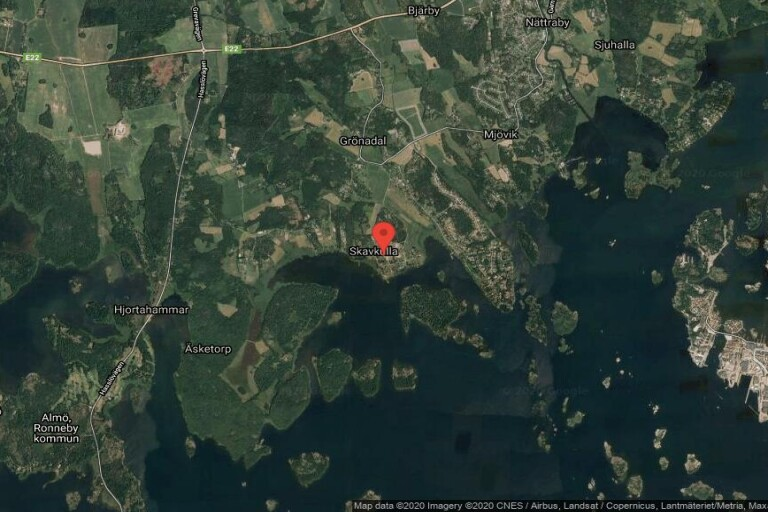 74-åring ny ägare till fastigheten på Skavkulla Backe 6 i Nättraby – prislappen: 5000000 kronor