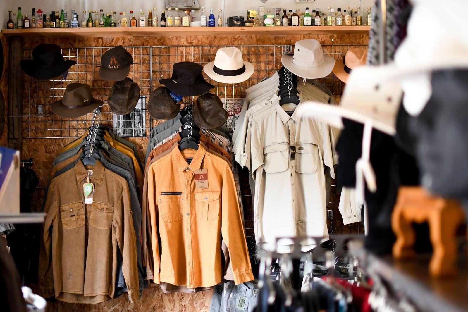 Även om huset är till försäljning kommer Jan Skölderud att fortsätta driva Nisses beklädnadsbutik tills han hittar rätt köpare som vill fortsätta att vårda Nisses hus.