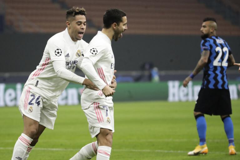 Real Madrid med tung seger i måstematchen