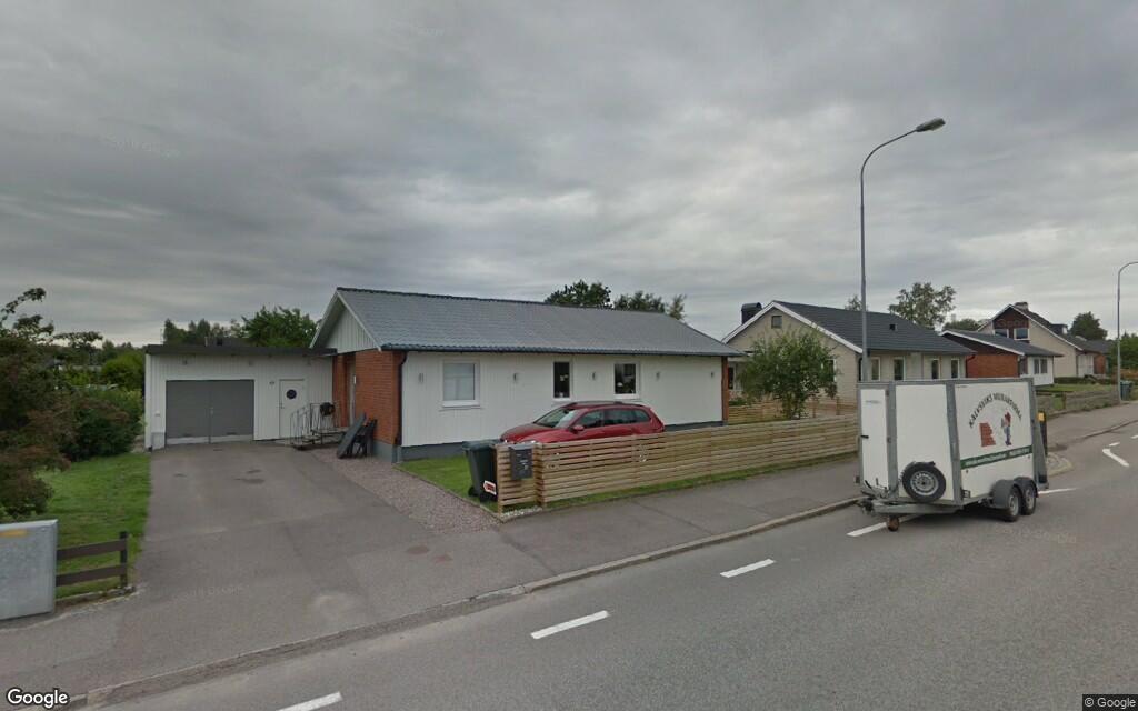 93 kvadratmeter stort hus i Växjö sålt för 2900000 kronor