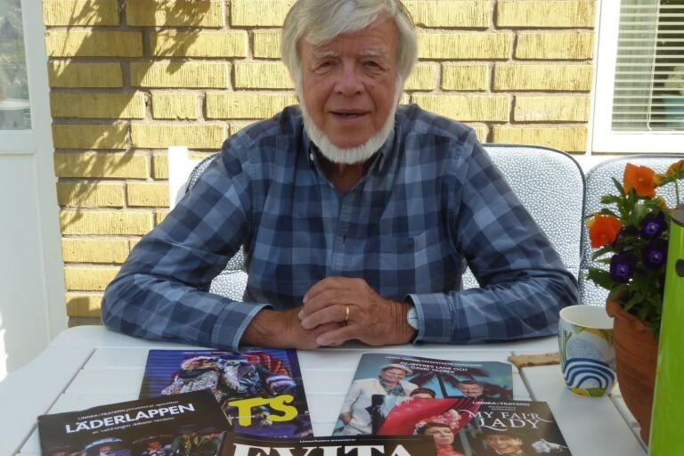 Leif minns Växjös kulturella guldålder