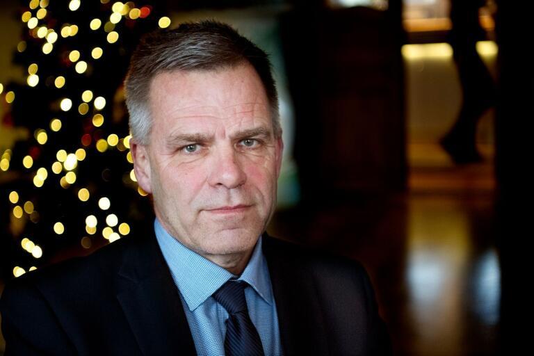 Roger Johansson, vd Sparbanken i Karlshamn.