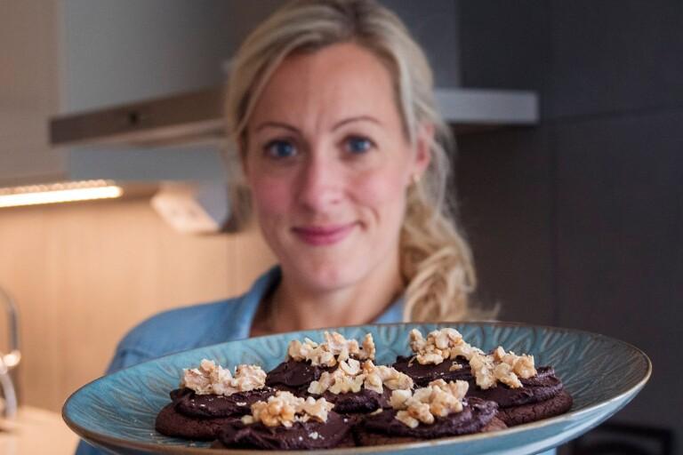 Baka kakan som tog Jenny till Hela Sverige bakar