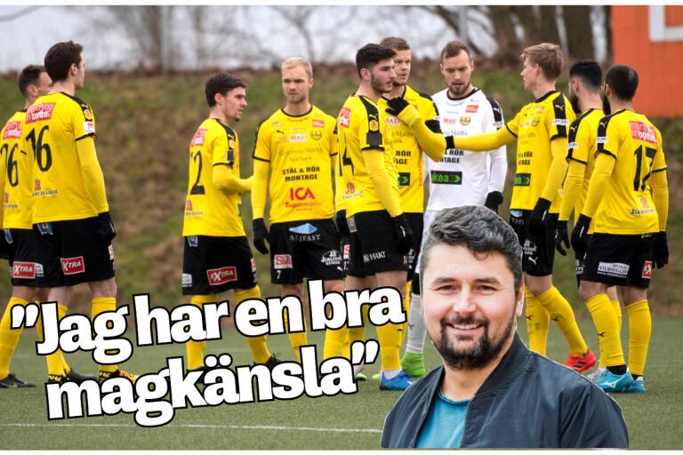 Mjällby AIF:s klubbchef hoppas på ett jakande besked till elitidrott.