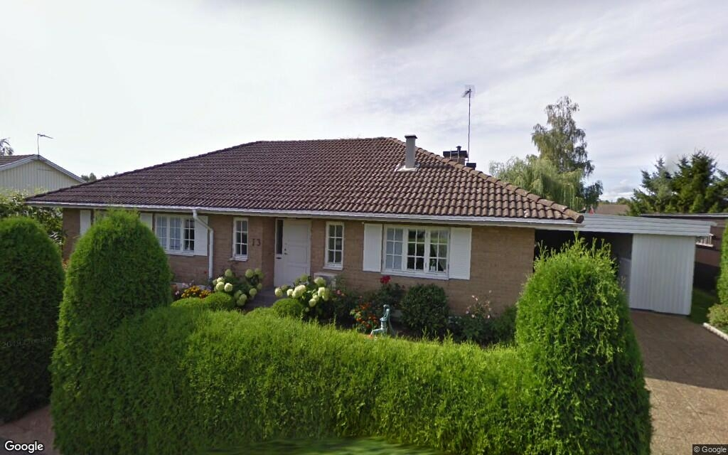 142 kvadratmeter stort hus i Kristianstad sålt för 3000000 kronor