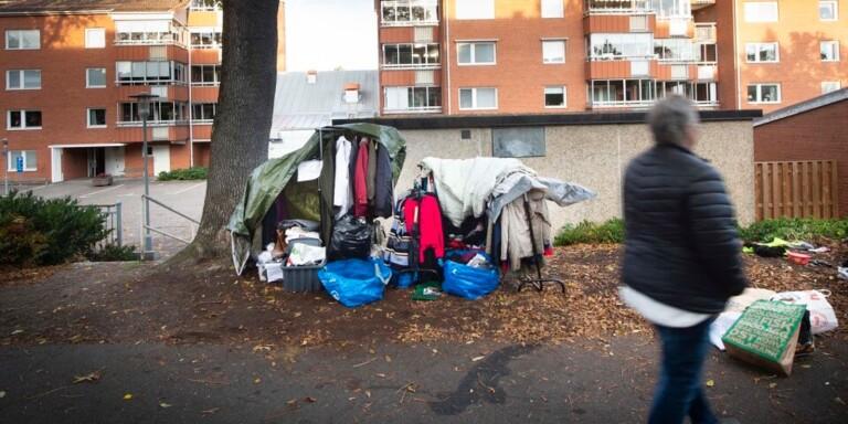 Vänner hjälper hemlösa i Kristianstad – så här kan du hjälpa till