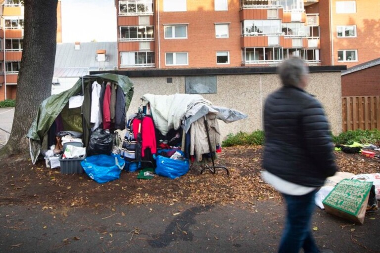 Friends help homeless people in Kristianstad – Here's how you can help