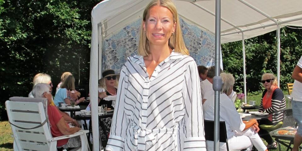 Sara Rudolfsson (S), före detta kommunalråd i Olofström.