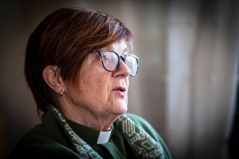 """Britt-Marie """"Tjappe"""" Larsson är den som kommer att ha hand om utdelningen av sommarkorten. Man ansöker via församlingen."""