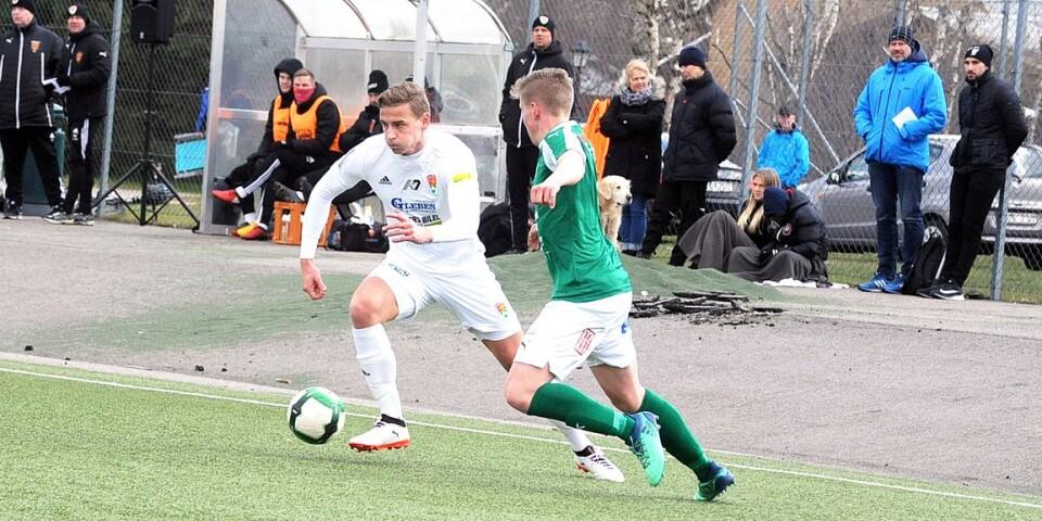 Ölands bäste tre år i rad – nu är Viktor Olofsson tillbaka i seriespel för GAIF.