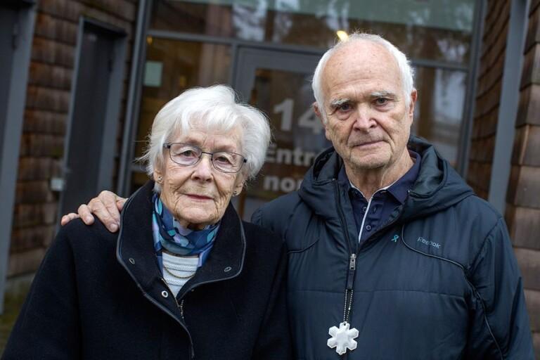 """Kritiken mot vaccinationen i Borås: """"Risk för oss äldre"""""""