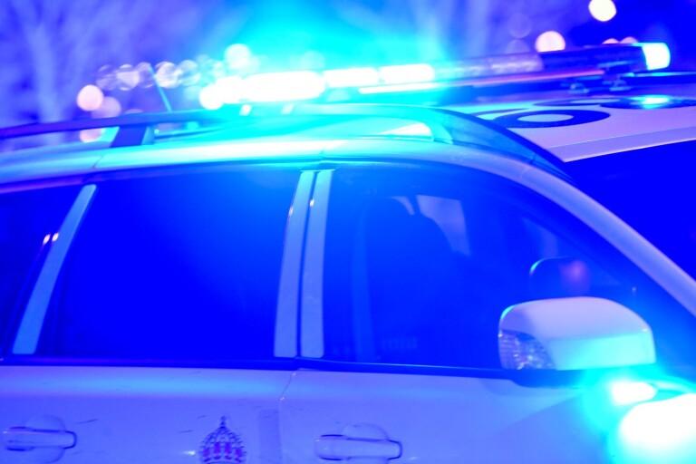 Polisutryckning: Kvinna kastade saker på butikspersonal