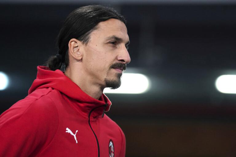 Janne och Zlatan har träffats i Milano