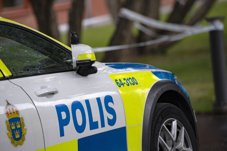 Polisjakt efter drograttfull biltjuv