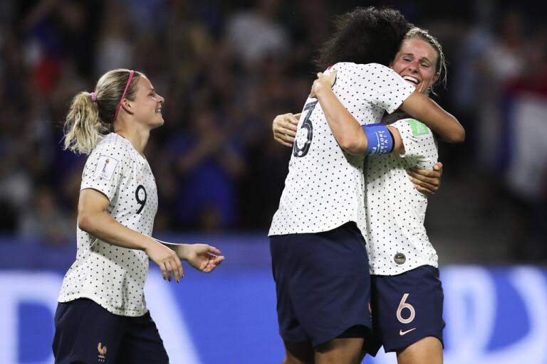 Frankrike klart för EM 2022