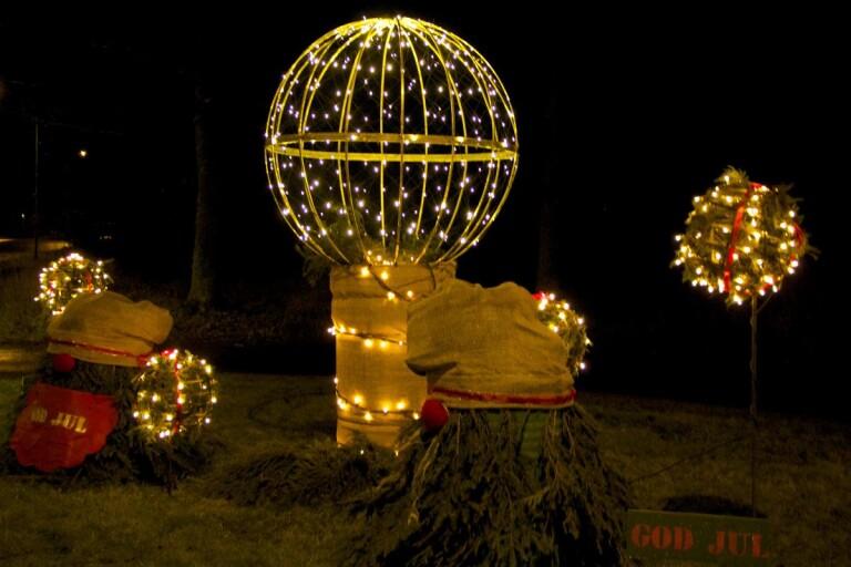 Lokal julklapp ersätter inställt julbord
