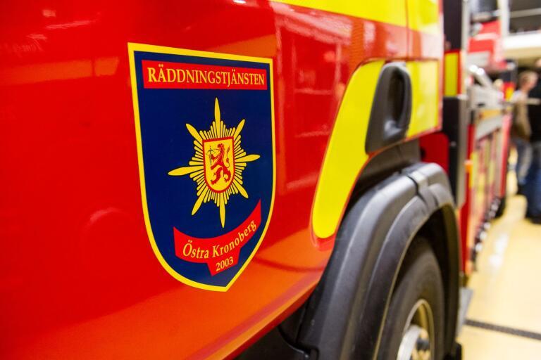 RÖK, räddningstjänsten Östra Kronoberg