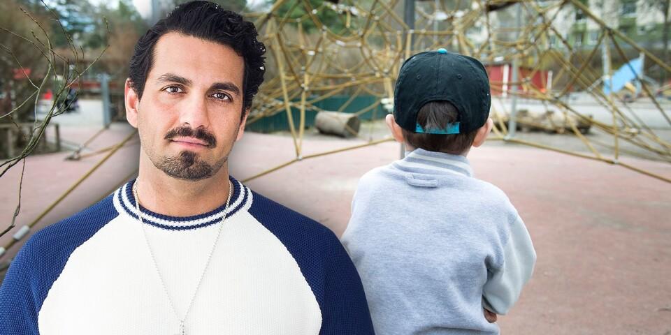 Alla barn vill inte ha sommarlov, skriver UT:s krönikör Nadim Ghazale. Han refererar bland annat till barn som blir bortvalda av föräldrar och vänner, eller både och.