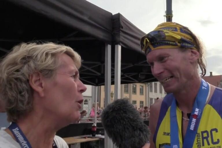 """Sveriges meste Ironman: """"Oljade trall som uppvärmning"""""""