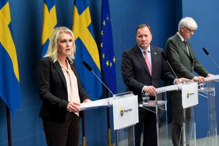 Kim Ustamujic Johansen: Kultursektorn offras när regeringen vill visa sig handlingskraftig