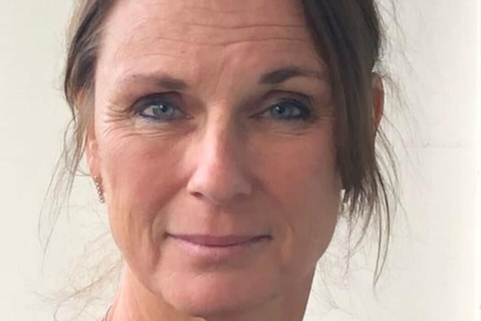 Birgitta Holmgren, biträdande smittskyddsläkare.