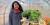 Minas dröm har blivit sann: Hon har fått ett eget växthus