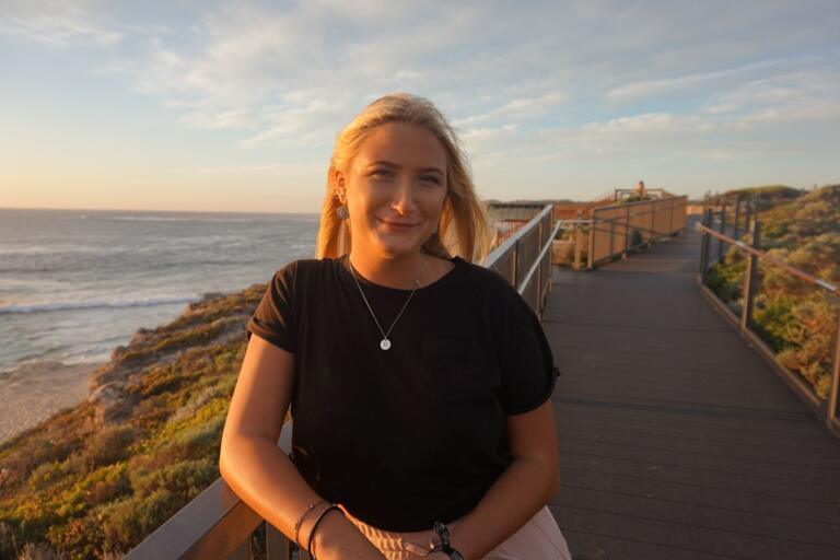 Hedda Seebass befinner sig just nu på andra sidan jorden. Hennes budskap till alla som drömmer att jobba på en vingård i Australien: Kan jag så kan alla.