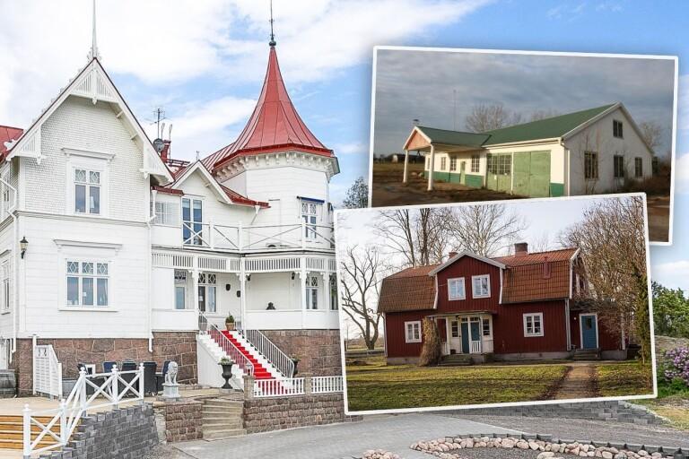 Oskarshamnsvillan i topp – här är veckans hetaste bostäder